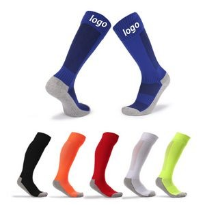 Youth Custom Athletic Football Socks